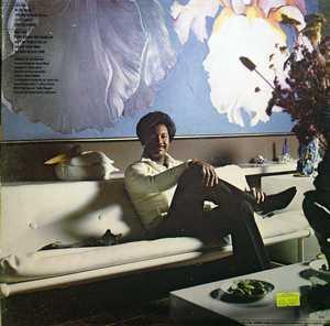 Back Cover Album Tyrone Davis - In The Mood With Tyrone Davis