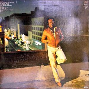 Back Cover Album Lou Rawls - Now Is The Time