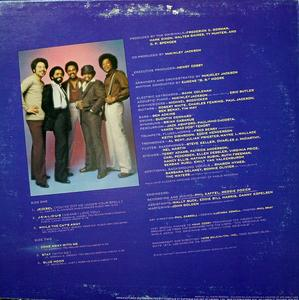 Back Cover Album The Originals - Come Away With Me