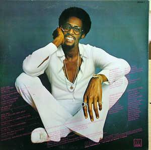 Back Cover Album David Ruffin - Everything's Coming Up Love