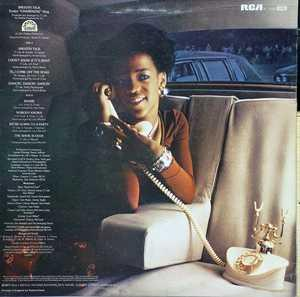 Back Cover Album Evelyn 'champagne' King - Smooth Talk