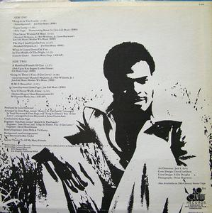 Back Cover Album Leon Haywood - Keep It In The Family