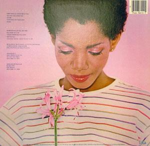 Back Cover Album Melba Moore - Closer