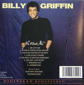 Billy Griffin Be With Me