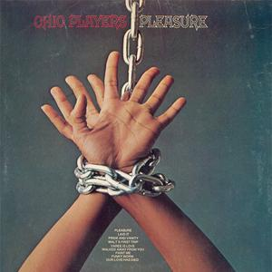 Back Cover Album Ohio Players - Pleasure
