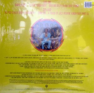 Album Zapp Zapp Ii Larc Records 23538 1982