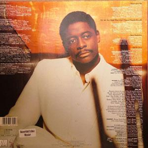 Back Cover Album Gerald Alston - Open Invitation