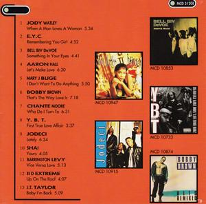 Back Cover Album Various Artists - Streetbeat #2