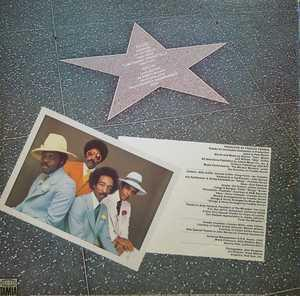 Back Cover Album The Miracles - City Of Angels
