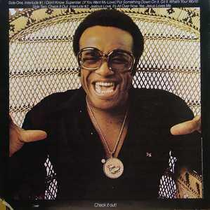 Back Cover Album Bobby Womack - I Don't Know What The World Is Coming To