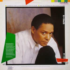 Back Cover Album Al Jarreau - Heart's Horizon