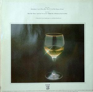 Album Grover Washington Jr Winelight Elektra Records
