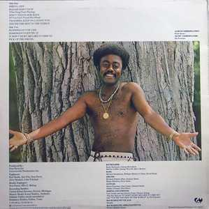 Back Cover Album Johnnie Taylor - Eargasm