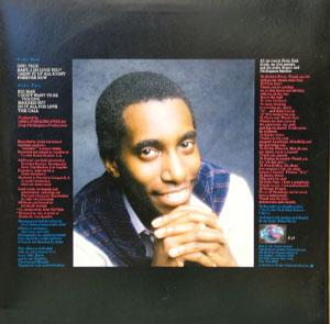 Back Cover Album Greg Phillinganes - Significant Gains