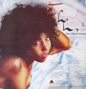 Back Cover Album Linda Lewis - Not A Little Girl Anymore