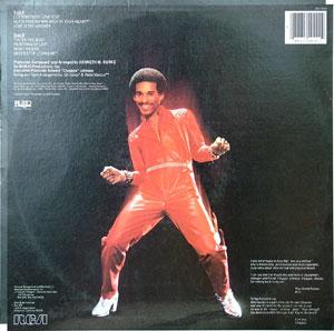 Back Cover Album Keni Burke - You're The Best
