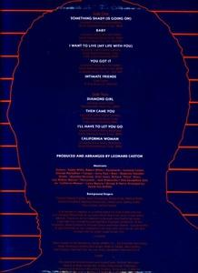 Back Cover Album Eddie Kendricks - Slick