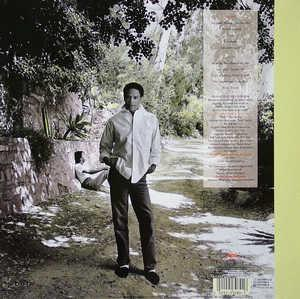 Back Cover Album Al Jarreau - L Is For Lover