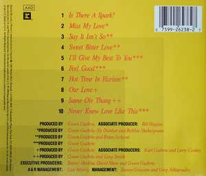 Back Cover Album Gwen Guthrie - Hot Times