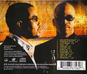 Back Cover Album Impromp2 - Definition Of Love