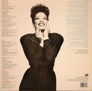 Miki Howard - Love Confessions - Back Cover