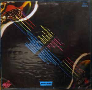 Back Cover Album Rose Royce - Rainbow Connection IV