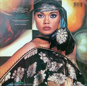 Back Cover Album Angela Bofill - Too Tough