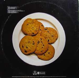 Back Cover Album Isaac Hayes - Chocolate Chip