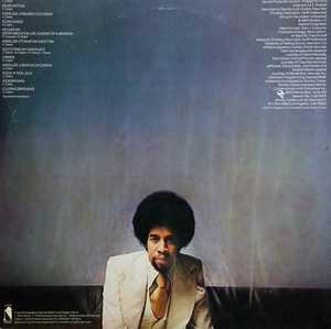 Back Cover Album Stanley Clarke - Modern Man