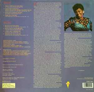 Back Cover Album Dorothy Moore - Time Out For Me