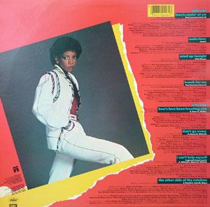 Back Cover Album Melba Moore - The Other Side Of The Rainbow