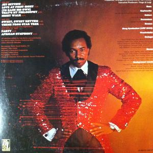 Back Cover Album Van Mccoy - The Real McCoy