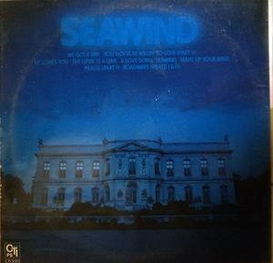 Back Cover Album Seawind - Seawind