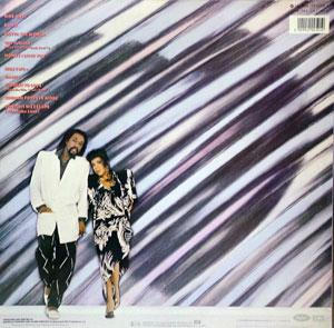 Back Cover Album Ashford & Simpson - Solid