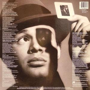 Back Cover Album Narada Michael Walden - Looking At You, Looking At Me