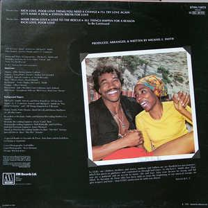Back Cover Album G.c. Cameron - Rich Love, Poor Love