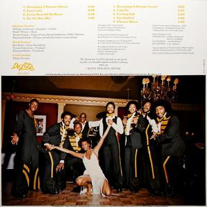 Back Cover Album Crown Heights Affair - Foxy Lady