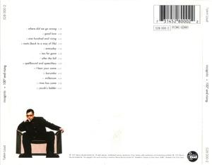 Back Cover Album Incognito - 100 Degrees And Rising