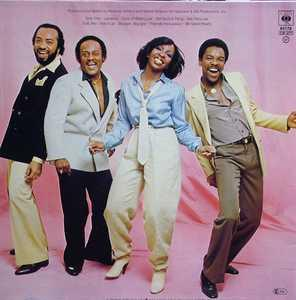 Back Cover Album Gladys Knight & The Pips - About Love