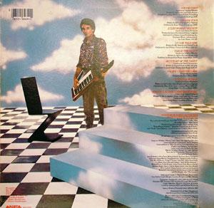 Back Cover Album Jeff Lorber - Step By Step
