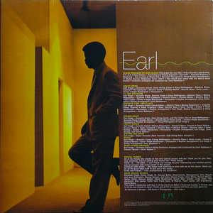 Back Cover Album Earl Klugh - Heart String