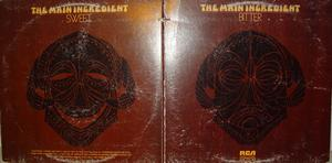 Back Cover Album The Main Ingredient - Bitter Sweet