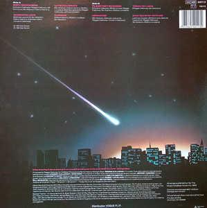Back Cover Album Midnight Star - Planetary Invasion
