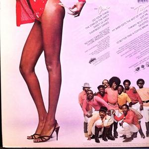 Back Cover Album Ohio Players - Ouch!