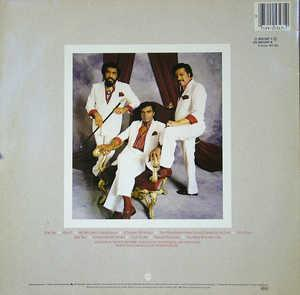 Back Cover Album The Isley Brothers - Masterpiece