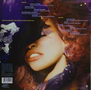 Back Cover Album Chaka Khan - Destiny