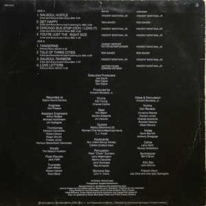 Back Cover Album Salsoul Orchestra - The Salsoul Orchestra