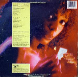 Back Cover Album The Impressions - Fan The Fire