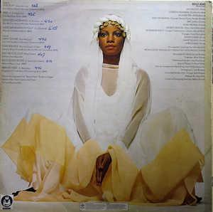 Back Cover Album Melba Moore - This Is It