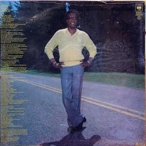Back Cover Album Ramsey Lewis - Routes